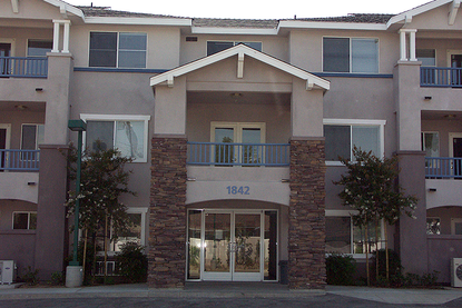 Image of West Covina Senior Villas in West Covina, California