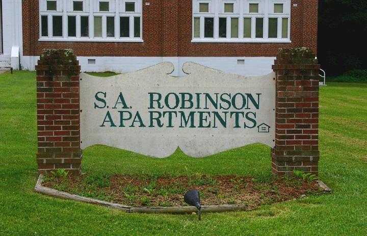 Image of S.A. Robinson in Pembroke, Virginia