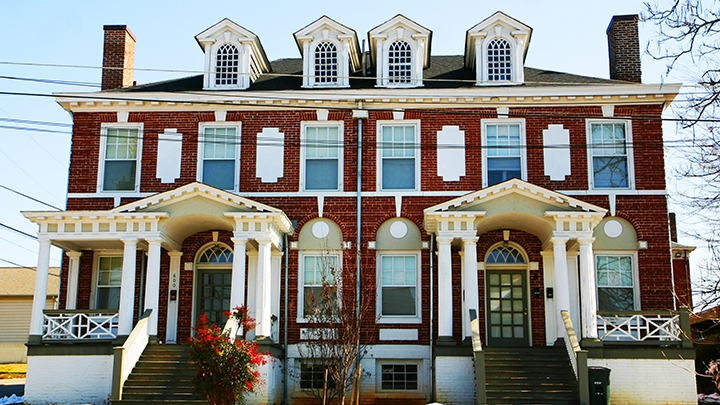 Image of College Hill Homes in Lynchburg, Virginia