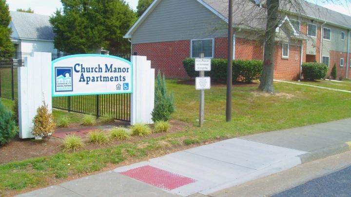 Image of Church Manor in Smithfield, Virginia