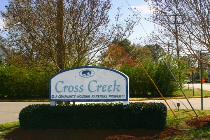 Image of Cross Creek in Portsmouth, Virginia
