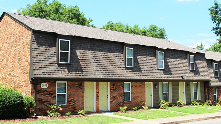 Townhomes of Ashbrook | Charlotte, NC Low Income Apartments
