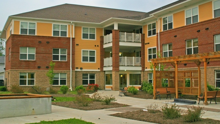 Image of Boodry Place Apartments in Morehead, Kentucky