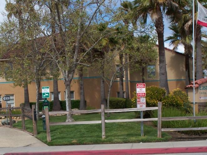 Image of East Cliff Village in Santa Cruz, California