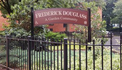 Image of Frederick Douglass Apts