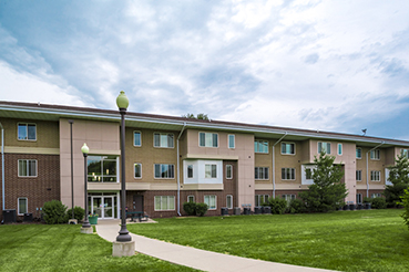 Image of South View Senior Apartments in Des Moines, Iowa