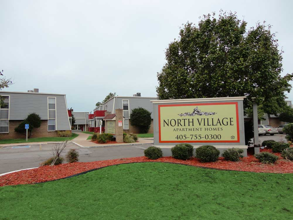 Image of North Village Apartments in Oklahoma City, Oklahoma