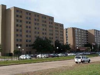 Image of Goldberg B Nai B Rith Towers in Houston, Texas