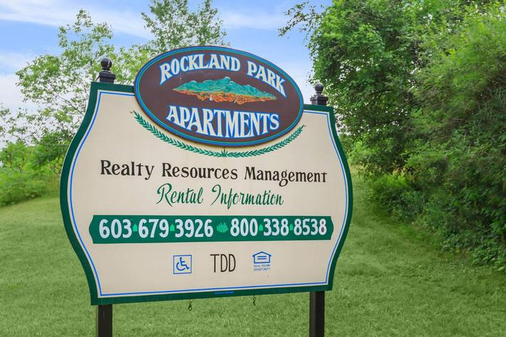 Image of Rockland Park in Epping, New Hampshire