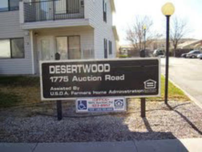 Image of Desertwood Apartments in Fallon, Nevada