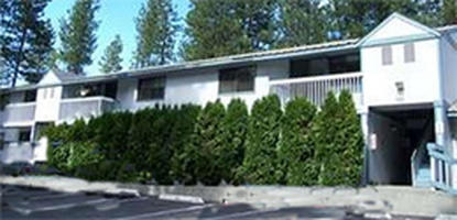 Image of Pine Terrace Apartments in Cle Elum, Washington
