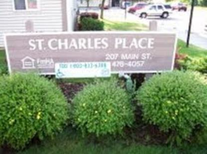 Image of St. Charles Place Apartments in Oroville, Washington