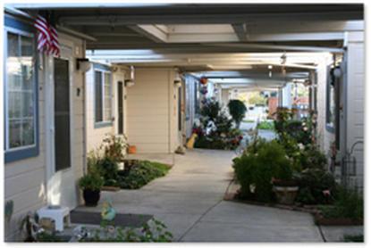 Image of Mountain View Ave. Senior Apartments in Petaluma, California