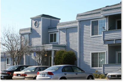 Image of Vallejo Street Senior Apartments in Petaluma, California
