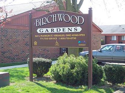 Image of Birchwood Gardens Apartments in Versailles, Ohio