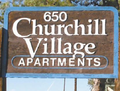 Image of Churchill Village Apartments