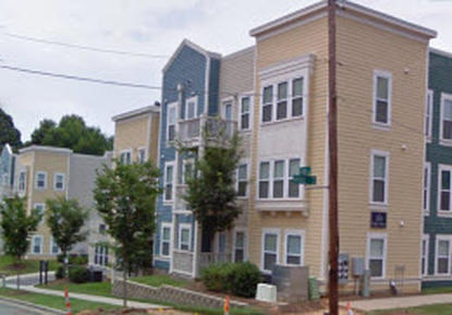 Image of McAden Park Apartments in Charlotte, North Carolina