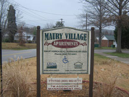 Image of Maury Village