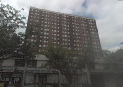 Image of Daniel J Flood Tower in Kingston, Pennsylvania