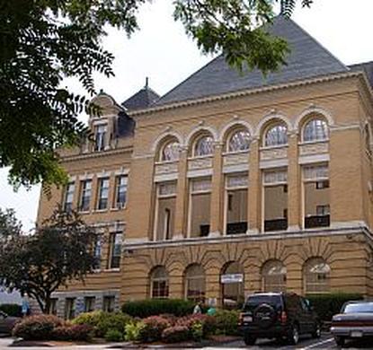 Image of Central Annex - Union Court