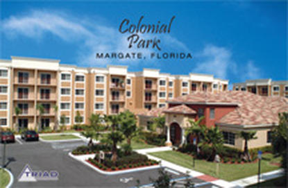 Image of Colonial Park in Margate, Florida