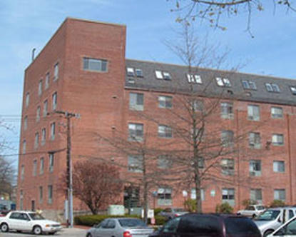 Image of West Broadway Apartments in Newport, Rhode Island
