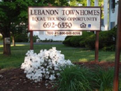 Image of Lebanon Townhome Apartments in Lebanon, Kentucky