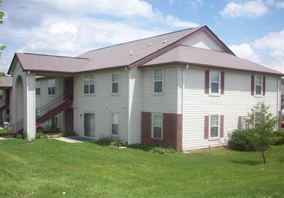 Image of Arlington Park Apartments in Bloomington, Indiana