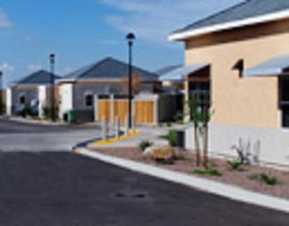 Image of Blanche Johnson Courtyards