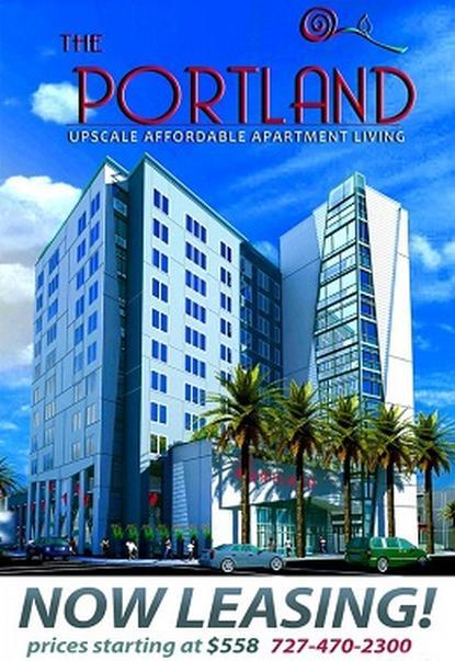 The Portland Apartments | Saint Petersburg, FL Low Income ...
