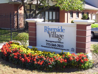 Image of Riverside Village in Chicago, Illinois