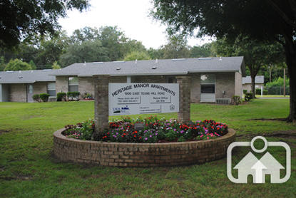 Image of Heritage Manor Apartments in Monticello, Florida