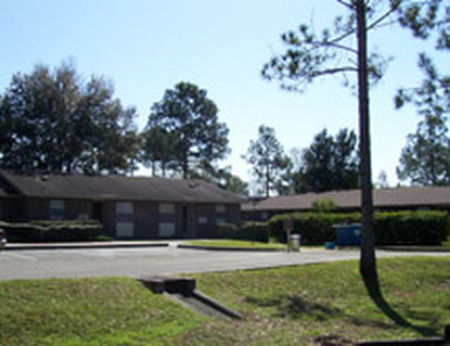 Image of Cherry Tree Apartments in Palatka, Florida