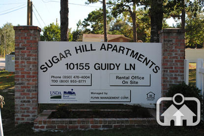 Image of Sugar Hill Apartments in Pensacola, Florida