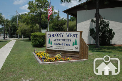 Image of Colony West Apartments in Tavares, Florida