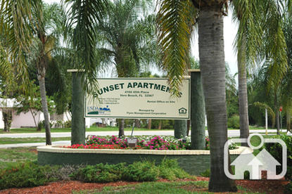 Image of Sunset Apartments in Vero Beach, Florida