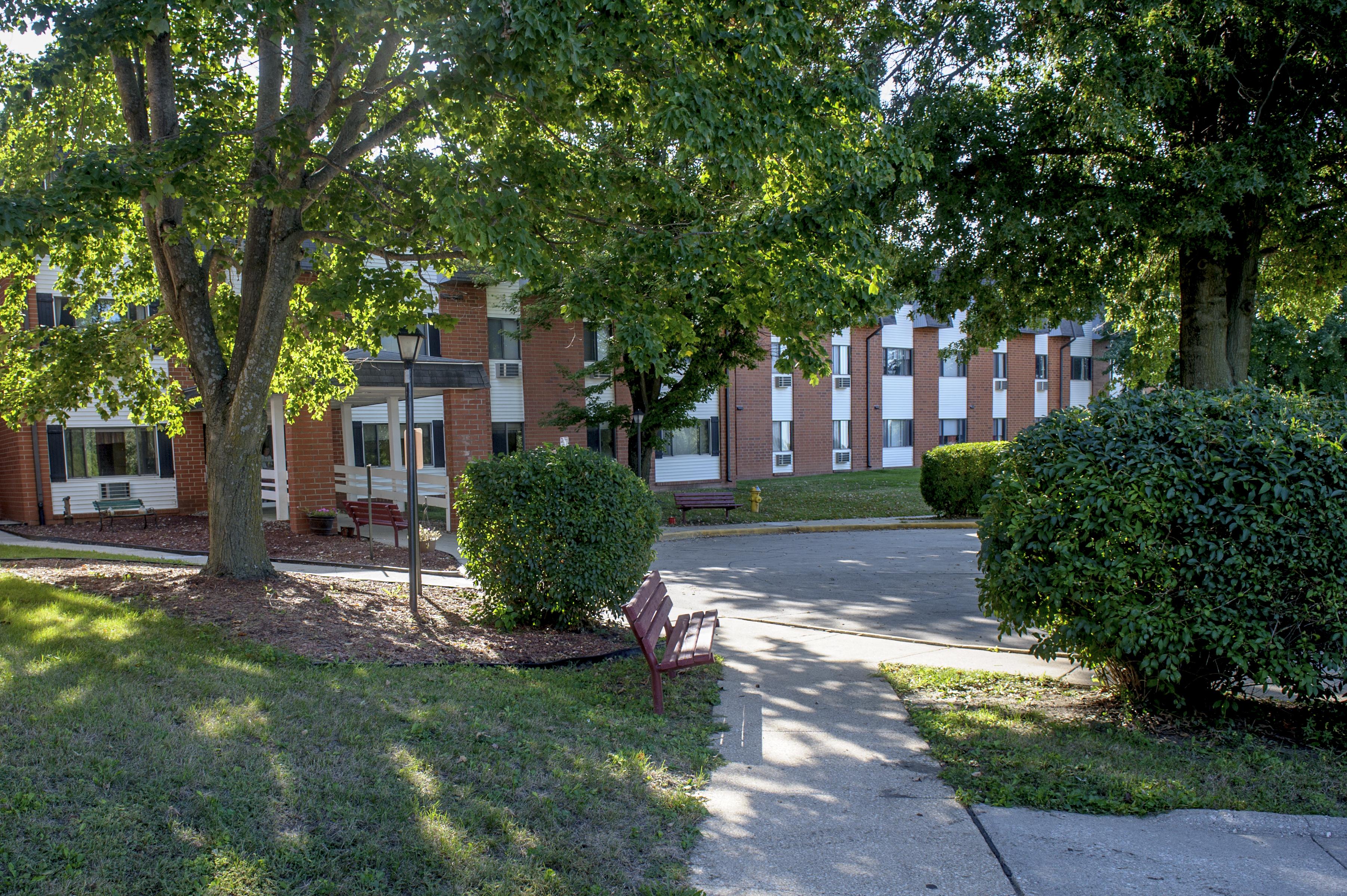 Image of Prairie Rose Senior Apartments