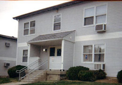 Image of Branch Creek Apartments in Bethany, Illinois