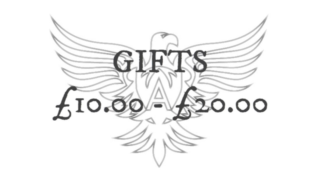 Gifts £10 - £20