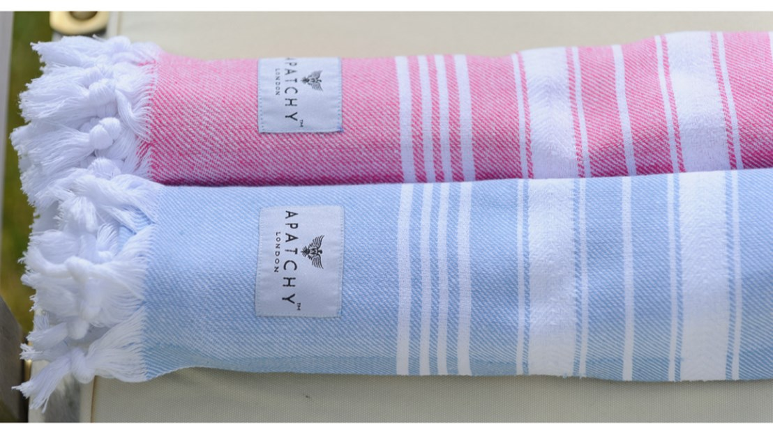 Hammam Towel | Beach Towels | Apatchy