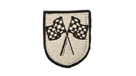 Racing Flags Patch