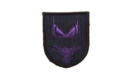Purple Underwear Patch