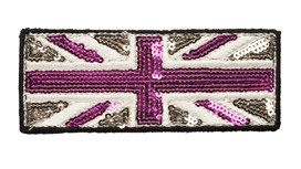 Sequin Union Jack