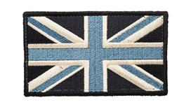 Heritage Union Jack Patch
