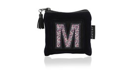Girl's Midnight Navy Velvet Purse