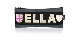 Personalised Girl's Pencil Case