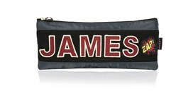 Personalised Long Boy's Pencil Case