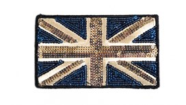 Classic Sequin Union Jack (Large)