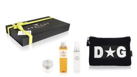 Personalised Makeup Bag Gift Set