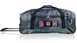 Personalised Wheelie Travel Bag